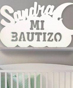Letras para Bautizos